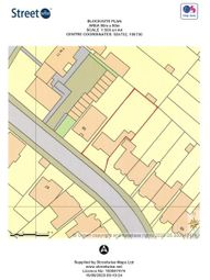 Thumbnail Land for sale in Church Crescent, Finchley