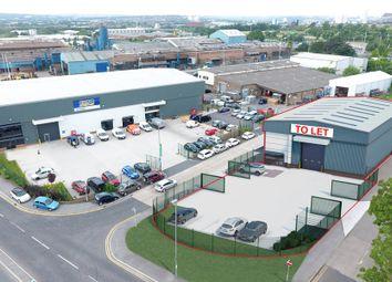 Thumbnail Warehouse to let in Pontefract Lane, Leeds