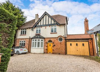 Thumbnail 5 bed detached house for sale in Worcester Road, Hagley, Stourbridge