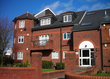 Thumbnail 2 bed flat to rent in Rowantree Road, Enfield