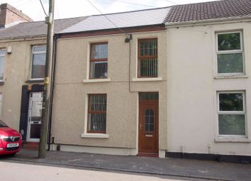 Thumbnail 3 bed terraced house for sale in Glebe Road, Loughor, Swansea