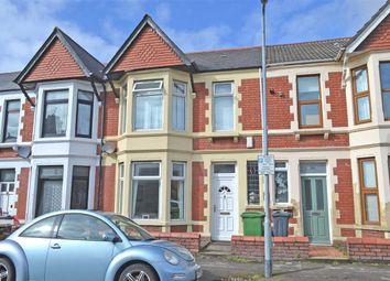 Thumbnail 3 bed terraced house for sale in Australia Road, Heath/Gabalfa, Cardiff