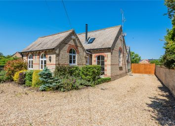 Thumbnail 3 bed detached house for sale in Spaldwick Road, Stow Longa, Huntingdon, Cambridgeshire