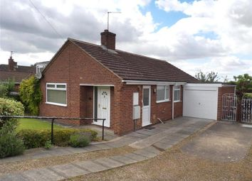 Thumbnail 2 bed bungalow to rent in Denton Avenue, Grantham