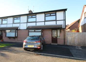 Thumbnail 4 bedroom semi-detached house for sale in Old Grange Way, Carrickfergus