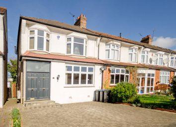 Thumbnail 3 bed property for sale in Faversham Avenue, Bush Hill Park