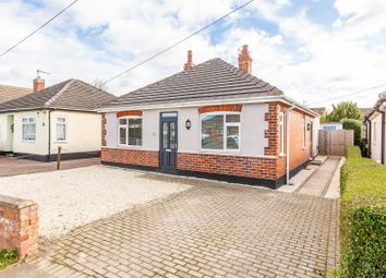 Thumbnail 3 bed detached bungalow for sale in Mill Lane, Saxilby, Lincoln