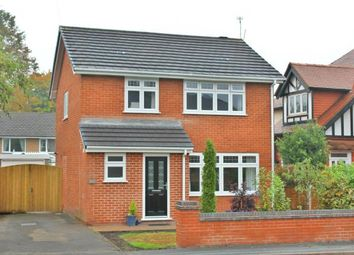 Thumbnail 3 bed detached house for sale in Higher Knutsford Road, Stockton Heath, Warrington, Cheshire