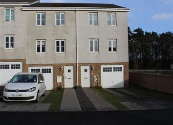 Thumbnail 4 bed town house to rent in Queens Crescent, Eliburn, Livingston