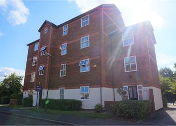 Thumbnail 2 bed flat for sale in 16 Appleton Square, Colliers Wood Borders