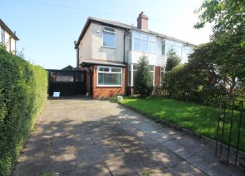 Thumbnail 3 bed property to rent in Brandlesholme Road, Bury