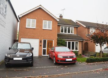 Thumbnail 4 bed detached house for sale in High Street, Packington