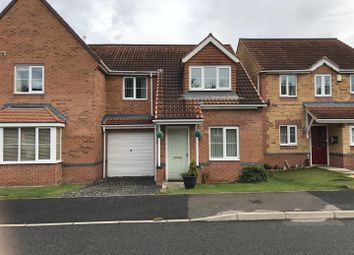 Thumbnail 3 bed semi-detached house for sale in Celandine Way, Shildon