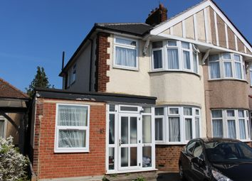 Thumbnail 5 bed semi-detached house to rent in Heathcote Avenue, Clayhall