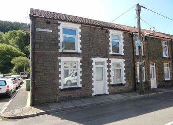 Thumbnail 2 bed end terrace house for sale in Ivor Street, Trehafod, Rhondda Cynon Taf
