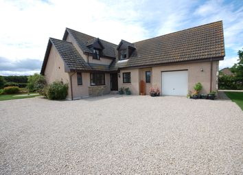 Thumbnail 5 bed detached house for sale in Easter Buthill, Roseisle, Elgin