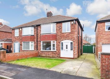 Thumbnail 3 bedroom semi-detached house for sale in Ings View, Rawcliffe, York