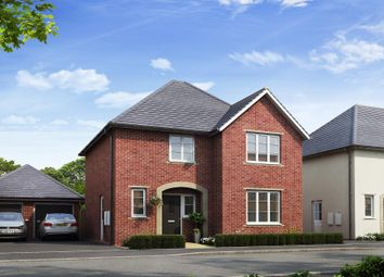 "Thumbnail 4 bed detached house for sale in ""Mellor"" at Mitton Road, Whalley, Clitheroe"