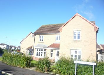Thumbnail 4 bed detached house to rent in Kingfisher Place, Dunfermline