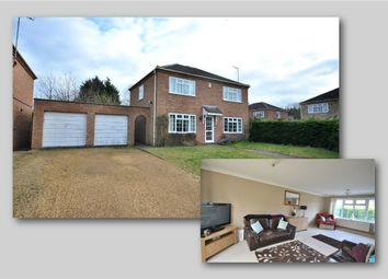 Thumbnail 4 bedroom detached house for sale in Felbrigg Close, South Wootton, King's Lynn