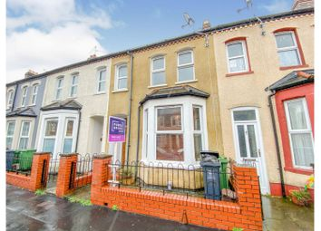 2 bed terraced house for sale in Craddock Street, Cardiff CF11