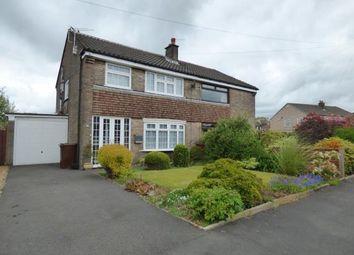 Thumbnail 3 bedroom semi-detached house for sale in Coniston Drive, Walton-Le-Dale, Preston