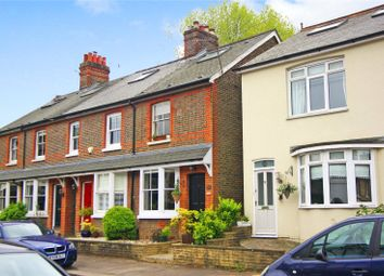 Thumbnail 3 bed end terrace house for sale in Albion Road, Reigate