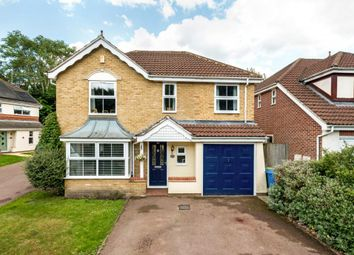 Thumbnail 5 bed detached house for sale in Langdale Drive, Ascot