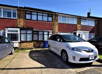 Thumbnail 3 bed terraced house to rent in Chaucer Road, Tilbury, Essex