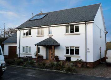 Thumbnail 6 bed detached house for sale in Bow, Crediton