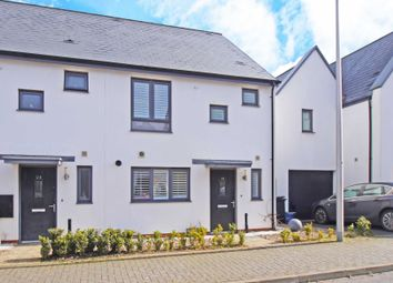 3 bed end terrace house for sale in Milbury Farm Meadow, Exminster, Exeter EX6
