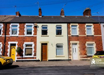 Thumbnail 2 bed terraced house for sale in Spring Gardens Terrace, Roath, Cardiff