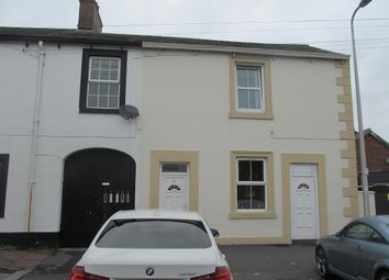 Thumbnail 3 bed terraced house to rent in Swan Street, Longtown, Carlisle, Cumbria