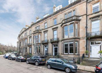 Thumbnail 2 bed flat for sale in Buckingham Terrace, Edinburgh