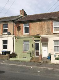 Thumbnail 3 bed terraced house for sale in 192 Clarendon Place, Dover, Kent