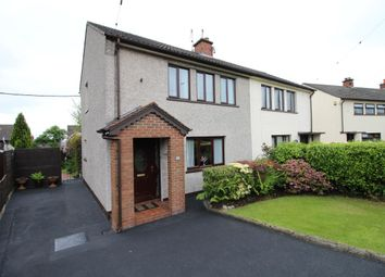 Thumbnail 3 bedroom semi-detached house for sale in Milltown Road, Lisburn