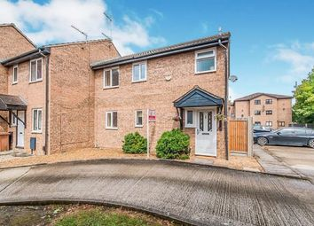 Thumbnail 3 bed end terrace house for sale in Hadrians Court, Peterborough, Cambridgeshire