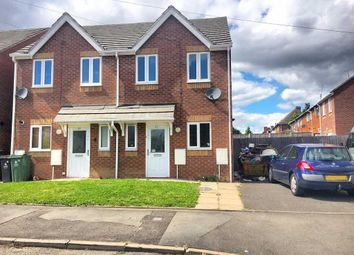 Thumbnail 3 bed semi-detached house for sale in Mill Street, Walsall, West Midlands