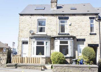Thumbnail 3 bedroom end terrace house for sale in Walkley Road, Walkley, Sheffield