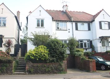 Thumbnail 3 bed semi-detached house for sale in Priory Crescent, Prittlewell, Southend-On-Sea
