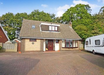 Thumbnail 4 bedroom detached house for sale in Spring Close, Rode Heath, Stoke-On-Trent