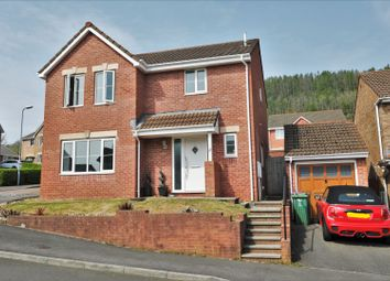 Thumbnail 4 bed detached house for sale in Dorallt Way, Cwmbran