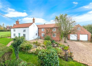 Thumbnail 4 bed detached house for sale in Grantham Road, Ingoldsby, Grantham, Lincolnshire