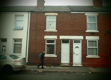 Thumbnail 2 bed terraced house for sale in Urban Road, Doncaster