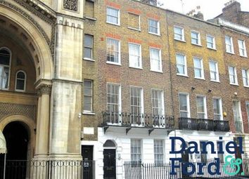 Thumbnail 1 bed flat to rent in Upper Berkley Street, Mayfair, London