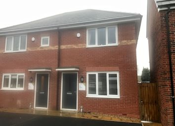 Thumbnail 2 bed semi-detached house to rent in Acacia Road, Oldham, Greater Manchester