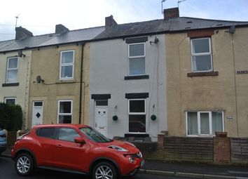 Thumbnail 2 bed terraced house to rent in Warminster Road, Sheffield
