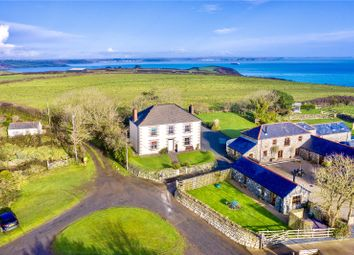 Thumbnail 5 bed property for sale in Roskorwell, St. Keverne, Helston, Cornwall