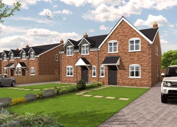 Thumbnail 3 bed semi-detached house for sale in School Lane, Takeley, Bishop's Stortford