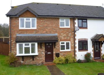 Thumbnail 1 bed end terrace house to rent in Robinwood Drive, Seal, Sevenoaks